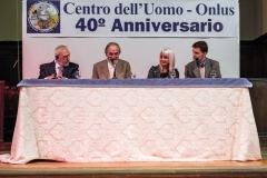 Jubiläum 40 Jahre Zentrum des Menschen