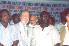 Konferenz Accra, Ghana, November 2003