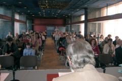 Konferenz Cluj Napoca, Rumänien, Septembre 2001