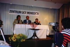Konferenz München, Deutsschland, Oktober 1996