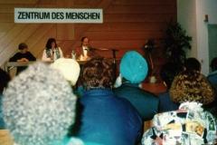 Konferenz Nürnberg, Deutschland, Oktober 1996