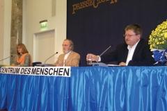 Konfernz Nürnberg, Deutschland, Oktober 2009