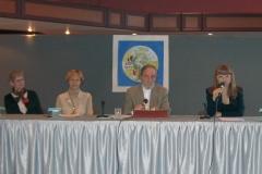 Konferenz St. Petersburg, Russland, Halle der Baltischen Ostseestaaten, Juni 2007