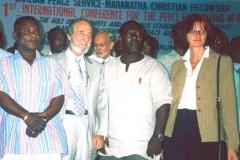 Ghana: Erste Internationale Konferenz für Frieden und Wohlstand der Nationen