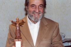 Preis für seine Botschaft des Friedens (2003)