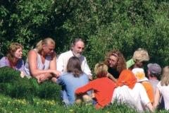 Treffen mit Suchern aus allen Traditionen und religiösen Glaubensrichtungen