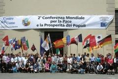 2. Weltkonferenz für den Frieden und Wohlstand der Völker