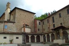 Sargiano: Das Franziskaner-Kloster