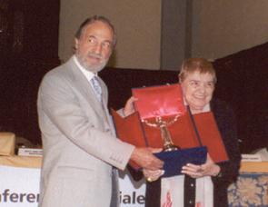 FERNANDA PIVANO – PREIS FÜR KUNST, WISSENSCHAFT UND  FRIEDEN 2002